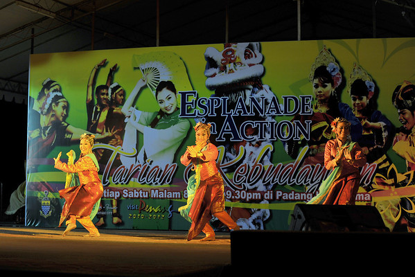 Boria & Traditional Malay Dance 2009