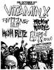 Vitamin X - Media Blitz - Broken Patterns - Lecherous Gaze - Concussion - at the Unity Church - Long Beach, <b>Sepazon For Sale</b>, CA - October 15, 2010
