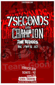 7 Seconds - Champion - The Briggs