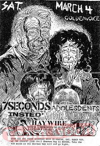 7 Seconds - The Adolescents
