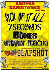 Sick of It All - 7 Seconds