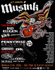 Musink 2013 - at The Orange County Fairgrounds - Costa Mesa, CA - March 8, 9, 10, 2013