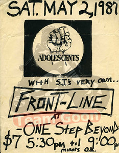 The Adolescents - Frontline