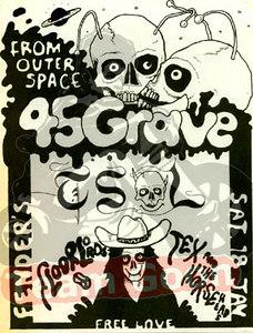 45 Grave - TSOL