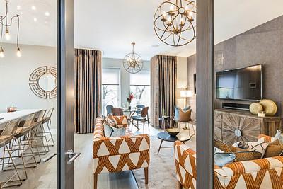 Ambassador Homes - Park Quadrant Residences