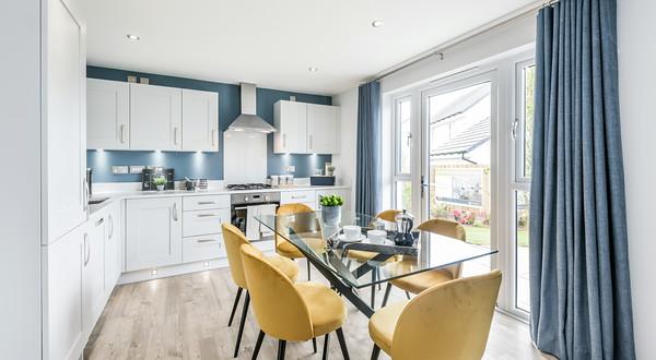 Barratt Homes - Brackenhill View