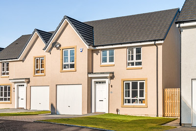 Barratt Homes - Buchanan Gardens Livingston