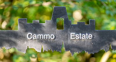 Location photography of Cammo for Barratt Homes