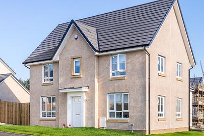 Barratt Homes - Chapelton Rise