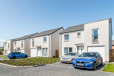 Barratt Homes, Greenacres, Edinburgh
