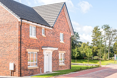 Barratt Homes - Harwood Park