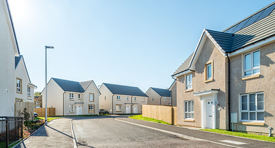 Barratt Homes - Merlin Gardens