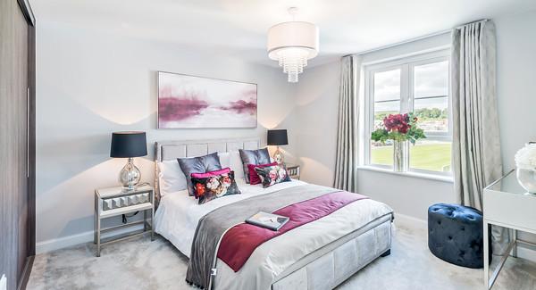 Barratt Homes, Merlin Gardens, East Kilbride