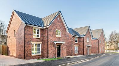 Barratt Homes - Riverside at Cathcart