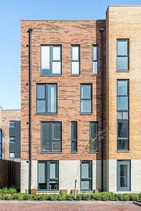 Barratt Homes - The Strand - street scene photography