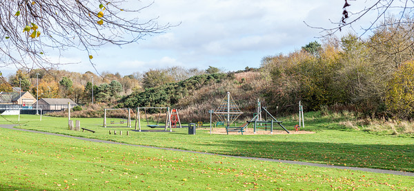 Location photography of Winchburgh for Barratt Homes