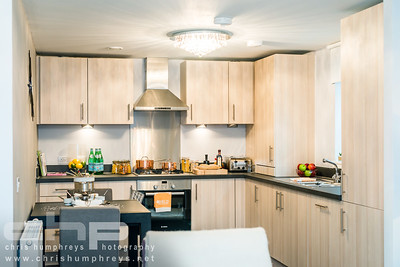 Interior show home photography for Bield Housing in St Andrews