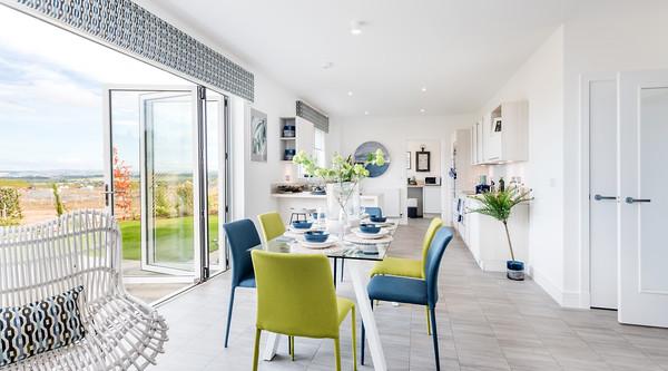 Cala Homes - Belwood Oaks - show home interior photography