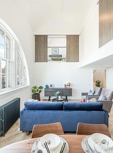 20201007 Cala Homes - Boroughmuir - Plot 74 - living dining kitchen - 007
