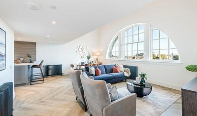 20201007 Cala Homes - Boroughmuir - Plot 74 - living dining kitchen - 001