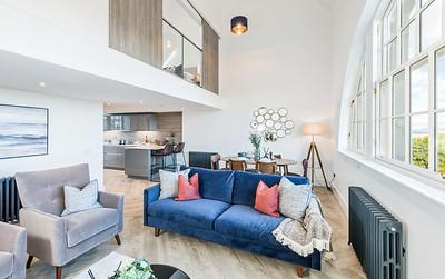20201007 Cala Homes - Boroughmuir - Plot 74 - living dining kitchen - 008