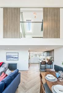 20201007 Cala Homes - Boroughmuir - Plot 74 - living dining kitchen - 006