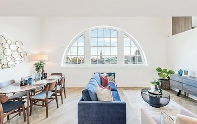 20201007 Cala Homes - Boroughmuir - Plot 74 - living dining kitchen - 003