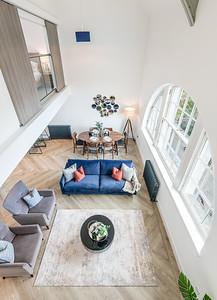 20201007 Cala Homes - Boroughmuir - Plot 74 - living dining kitchen - 010