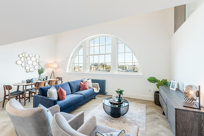 20201007 Cala Homes - Boroughmuir - Plot 74 - living dining kitchen - 002