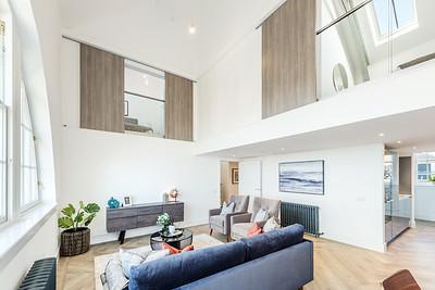 20201007 Cala Homes - Boroughmuir - Plot 74 - living dining kitchen - 005