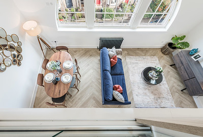20201007 Cala Homes - Boroughmuir - Plot 74 - living dining kitchen - 009