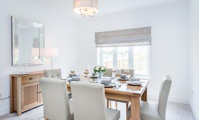 Cala Homes - Craigpark - show home interior photography