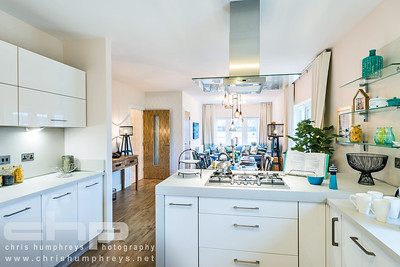 show home interior photography of Cala Homes Dalmeny Park development