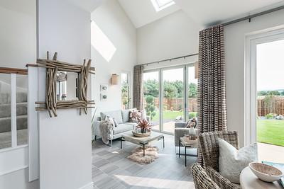 Cala Homes - Fentoun Green - show home interior photography