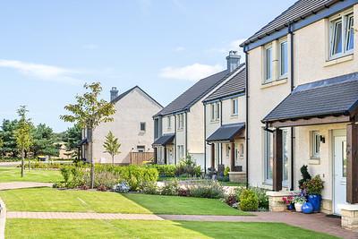 street scenes - Fentoun Green - Gullane - CALA Homes (East)