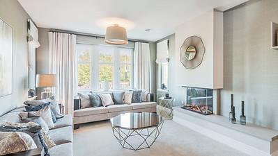 Cala Homes - Fin Glen - show home interior photography