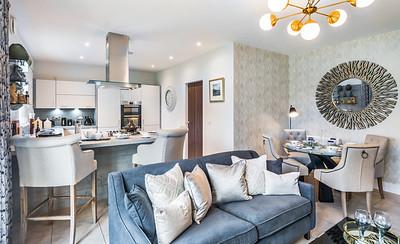 Cala Homes - Gillburn Steadings, Jackton