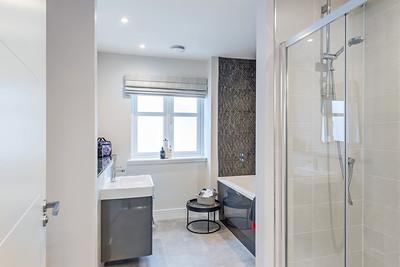 Cala Homes - Hazeldene Lea - show home interior photography