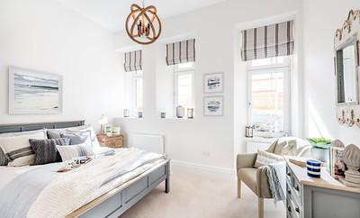 Cala Homes - Henderson House - show home interior photography
