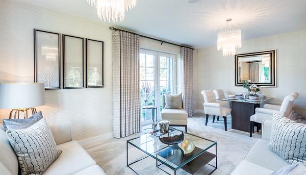 Cala Homes - Kilmardinny Heights - show home interior photography