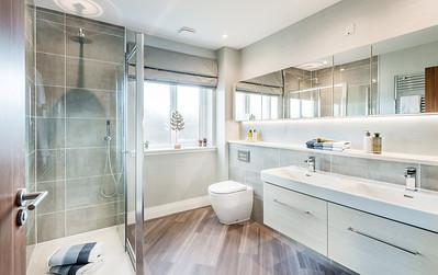 Cala Homes - Kilmardinny Manor - show home interior photography