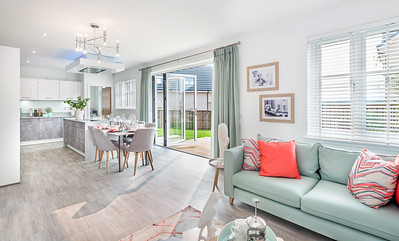 Cala Homes - Letham Views