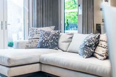 Cala Homes - Mansionhouse Road - show home interior photography
