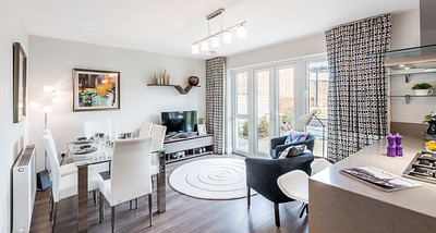 Cala Homes - Mayburn Park, Straiton