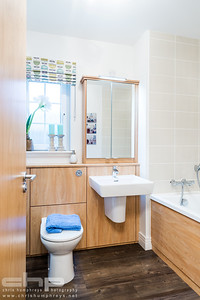 Cala Homes Priory Meadow show home photography