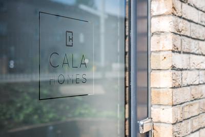 show home photography at Cala Homes Ten Brunswick development