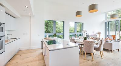 Cala Homes - The Crescent - Plot 39 show home interior photography