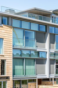 Cala Homes - The Crescent at Donaldsons - street scene architectural photography