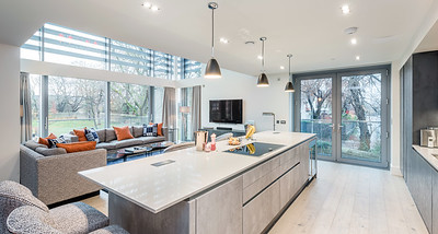 Cala Homes - The Crescent at Donaldsons - show home interior photography