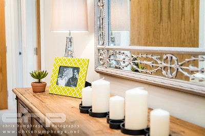 Interior show home photography at Cala Homes Glebe development